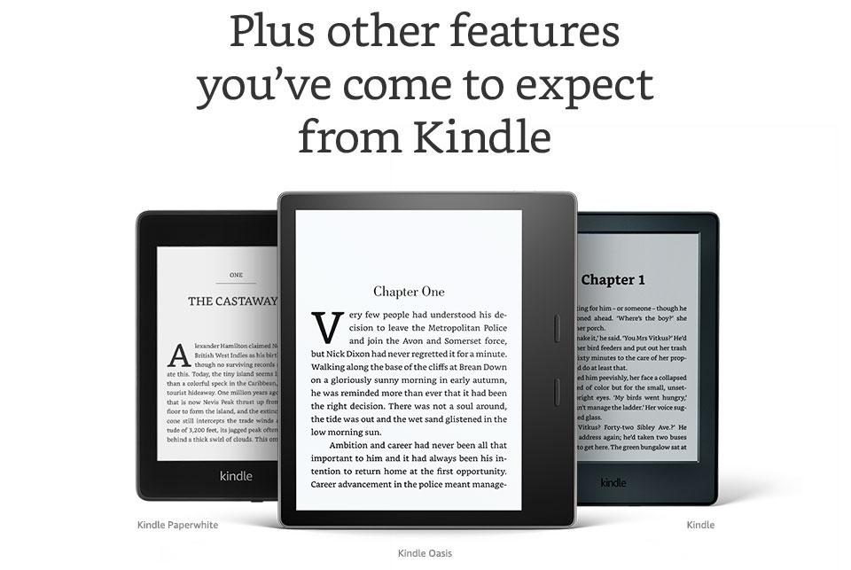 Kindle E Reader E Book Reader With Touchscreen Display