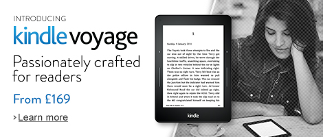 New Kindle Voyage