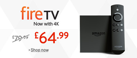 Fire TV promotion
