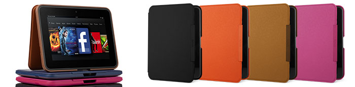 Kindle Colour Selection