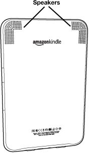 Back of Kindle