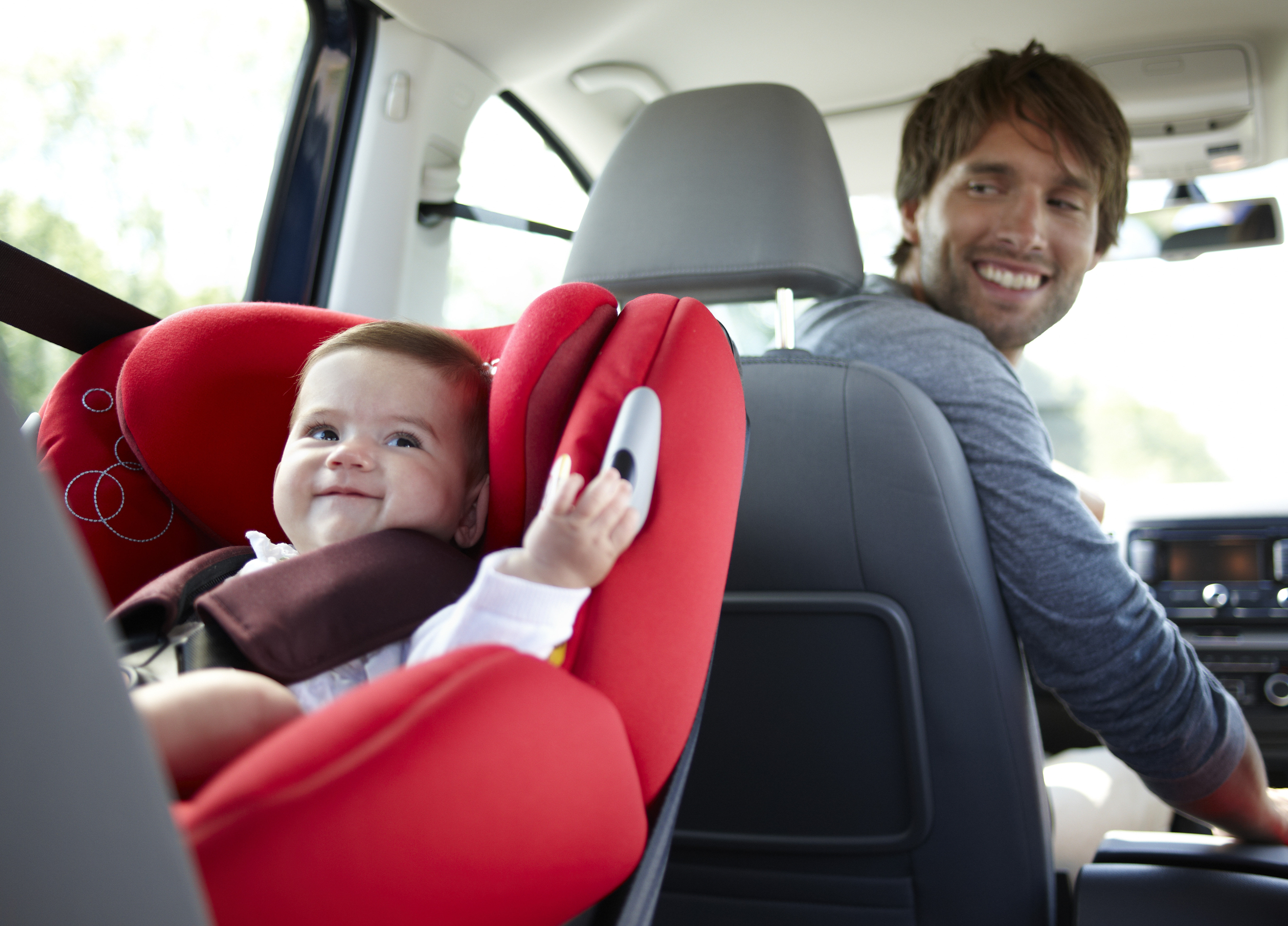 Maxi-Cosi Car Seats and Pushchairs