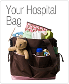 What you need in your hospital bag