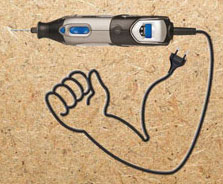 Dremel 4000--The most powerful and precise multi tool