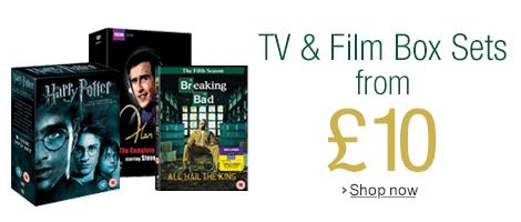 Amazon.co.uk DVD boxed sets