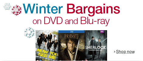 Promo - DVD Winter Bargains