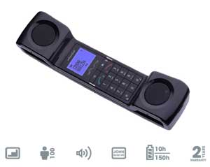 Even Though The Epure Echoes Traditional Telephone Designs It Also Come With Modern Features Such