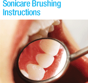 Brushing Instructions