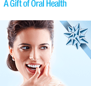 The gift of oral health