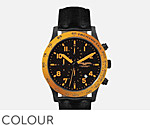 Colourful Jorg Gray watches