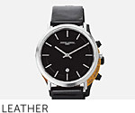 Jorg Gray leather watches