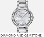 Diamond and Gemstone luxury watches
