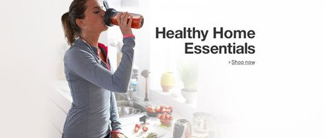 Healthy Home Essentials Promotion