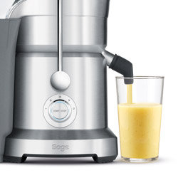 Create 100% fruit juice smoothies