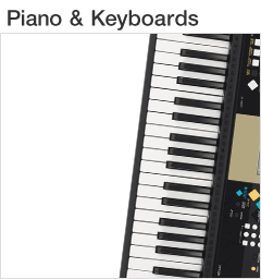 Piano & Keyboards