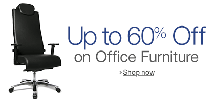Up to 60% off on Office Furniture