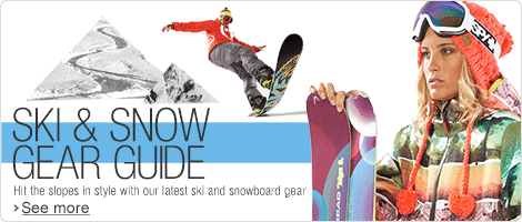 Ski & Snow Gear Guide