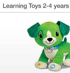Learning Toys 2-4