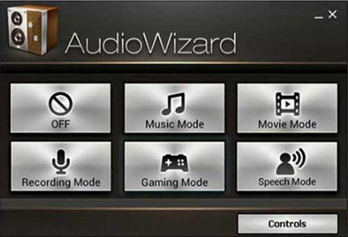 AudioWizard Maxx Audio Tuning