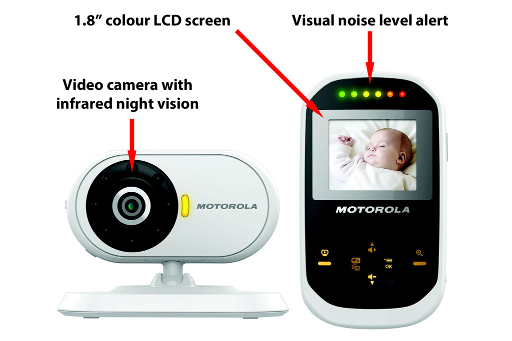 Image result for baby monitor mbp26 features