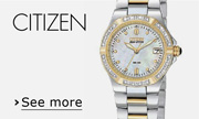 Citizen watches for women