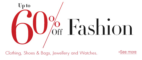 Promo - Up to 60% off Fashion - Deals from Amazon
