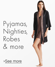 Pyjamas and Robes for the Whole Family