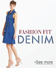 Fashion Fit Denim