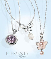 Elements Silver jewellery
