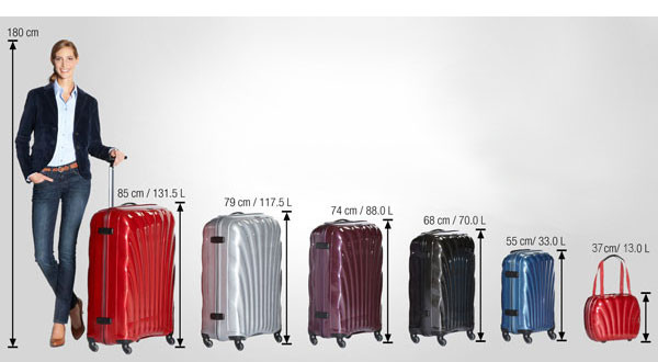 Amazon.co.uk: Suitcase Guide: Luggage