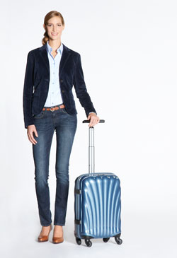 Size S suitcase