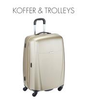 Koffer und Trolleys