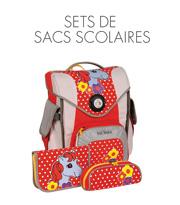 Sets de sacs scolaires