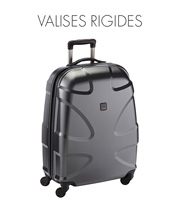 Valises rigides