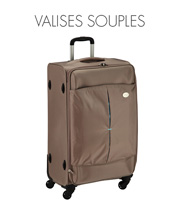 Valises souples