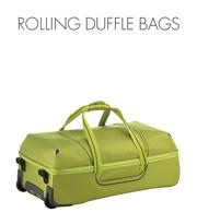 Rolling duffles