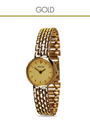 Accurist Gold watches