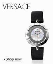Watches by Versace