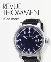Revue Thommen luxury watches