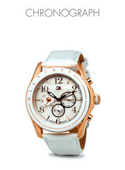 Women's chronograph watches