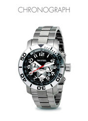 Men's chronograph watches