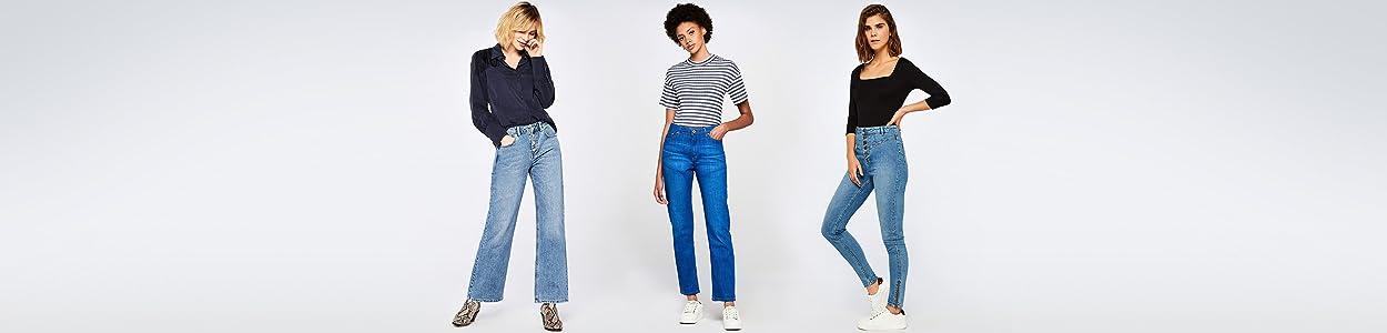 86807914b4d723 Damen-Jeans im Amazon Jeans-Store