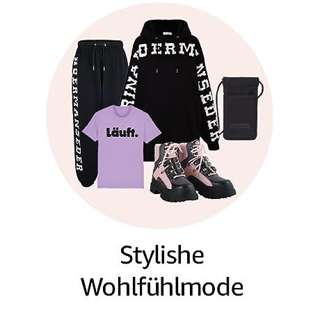 stylishe Wohlfühlmode