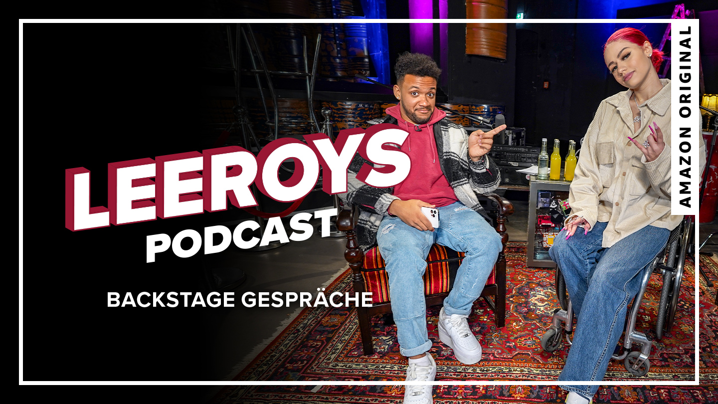 Leeroy's Podcast
