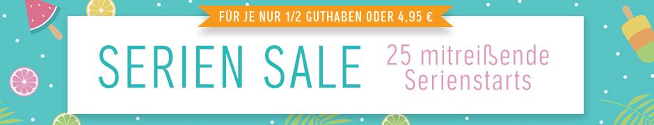 Audible Serien Sale: 25 mitreißende Serienstarts als Hörbuch für je nur 4,95 EUR