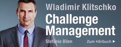 Challenge Management - Klitschko
