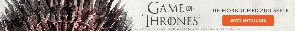 Game of Thrones - Alle Hörbücher zur Serie jetzt entdecken