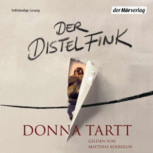 """Donna Tartt – """"Der Distelfink"""""""