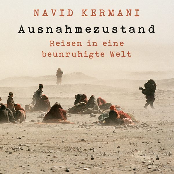 "Navid Kermani – ""Ausnahmezustand"""
