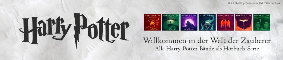Harry Potter Hörbücher